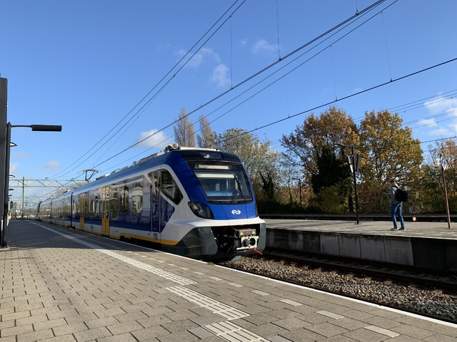 Foto van NS SNG CAF Civity 2315 Electrisch treinstel door Stadsbus