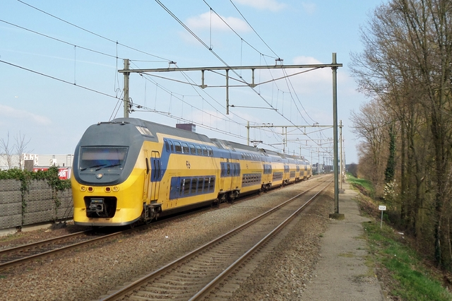 Foto van NS VIRM 8672 Treinstam door LeoScribens