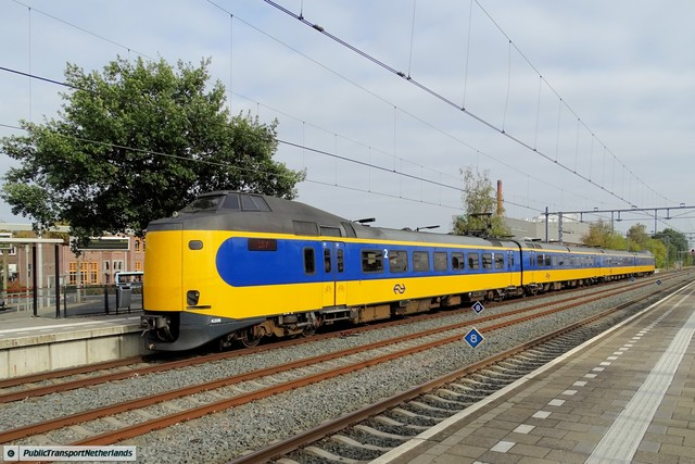 Foto van NS ICM 4206 Electrisch treinstel door PublicTransportNetherlands
