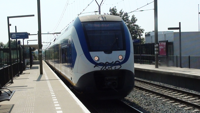 Foto van NS SLT 2458 Electrisch treinstel door RailNationYT