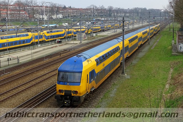 Foto van NS DDZ 7646 Treinstam door PublicTransportNetherlands