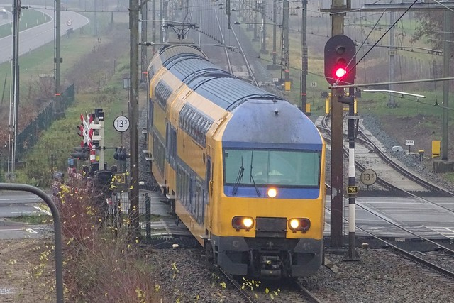 Foto van NS DDZ 7527 Treinstam door PublicTransportNetherlands