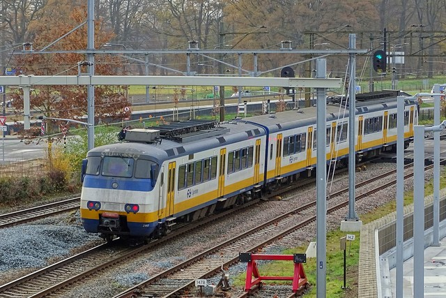 Foto van NS SGM 2957 Electrisch treinstel door PublicTransportNetherlands