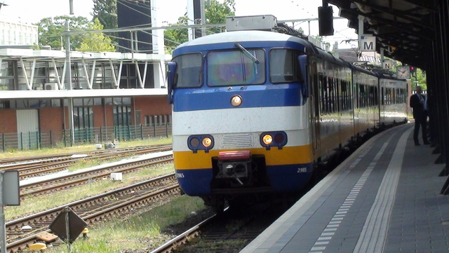Foto van NS SGM 2985 Electrisch treinstel door RailNationYT