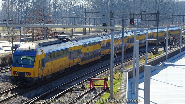 Foto van NS DDZ 7620 Treinstam door PublicTransportNetherlands
