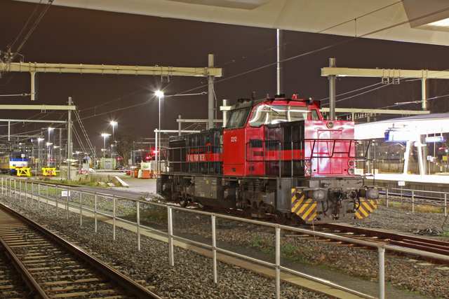 Foto van IRP MaK G 1206 2212 Diesel locomotief door best trains