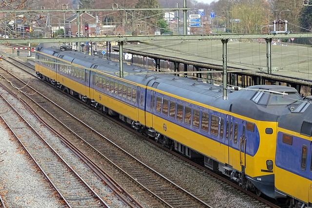 Foto van NS ICM 4248 Electrisch treinstel door PublicTransportNetherlands