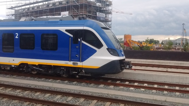 Foto van NS SNG CAF Civity 2305 Electrisch treinstel door Rupsje