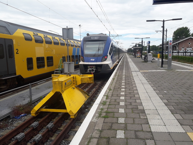 Foto van NS SNG CAF Civity 2730 Electrisch treinstel door KRuesink