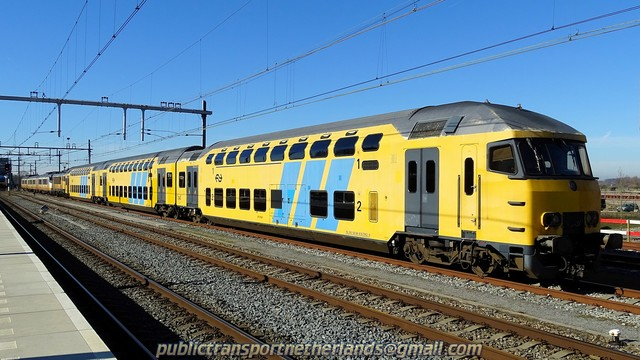 Foto van NS DD-AR3 7342 Treinstam door PublicTransportNetherlands