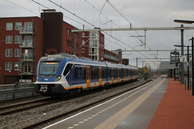 Foto van NS SNG CAF Civity 2708 Electrisch treinstel door OVnieuwsInfo