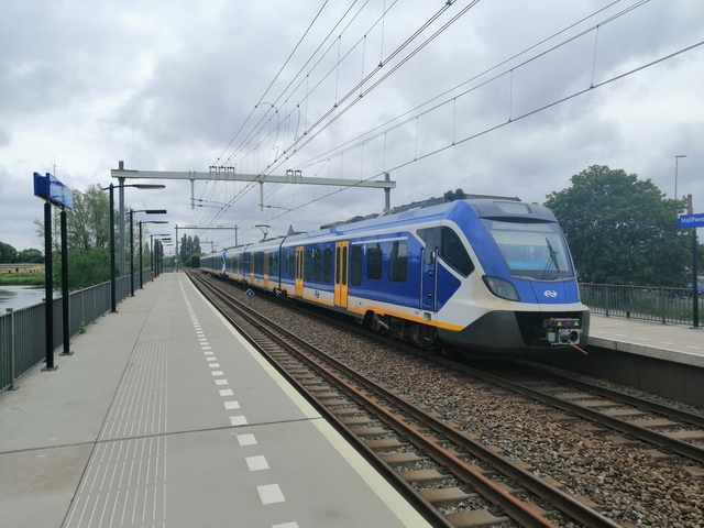 Foto van NS SNG CAF Civity 2308 Electrisch treinstel door Roger Hanenburg