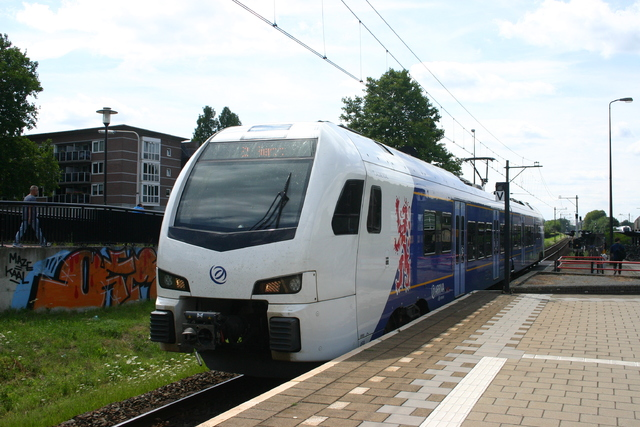 Foto van ARR Stadler Flirt3 458 Electrisch treinstel door best trains