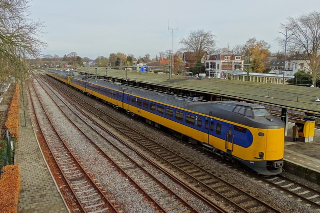 Foto van NS ICM 4075 Electrisch treinstel door PublicTransportNetherlands