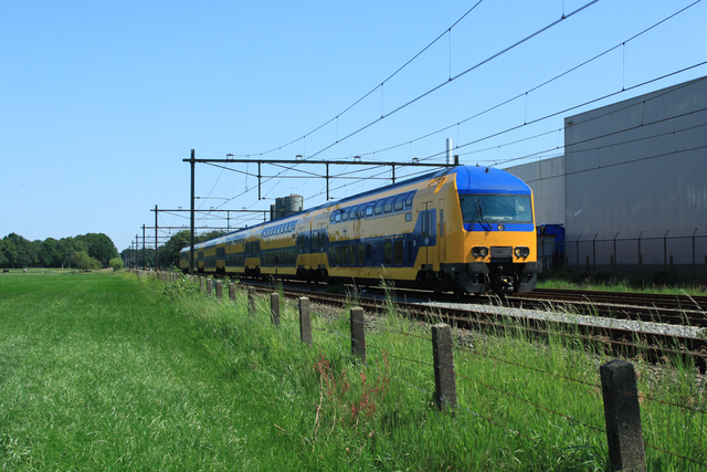 Foto van NS DDZ 7635 Treinstam door best trains