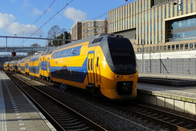 Foto van NS VIRM 8624 Treinstam door PublicTransportNetherlands