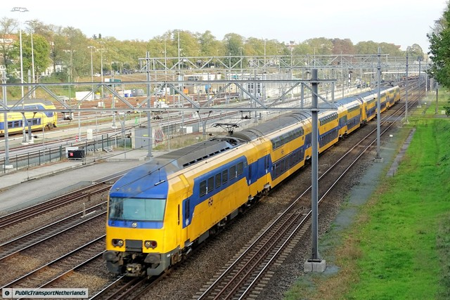 Foto van NS DDZ 7528 Treinstam door PublicTransportNetherlands