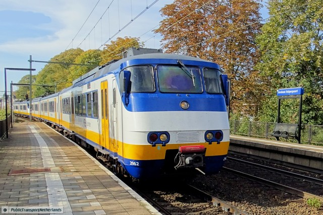 Foto van NS SGM 2962 Electrisch treinstel door PublicTransportNetherlands