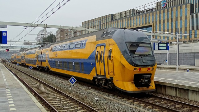 Foto van NS VIRM 9409 Treinstam door PublicTransportNetherlands