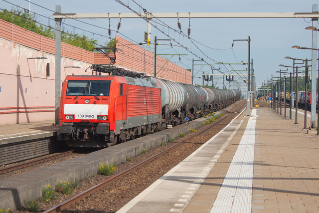 Foto van DBC Siemens ES64F4 189048 Electrische locomotief door best trains