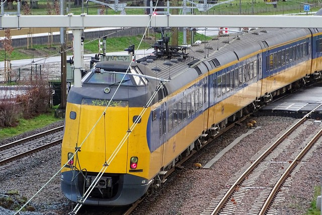 Foto van NS ICM 4215 Electrisch treinstel door PublicTransportNetherlands