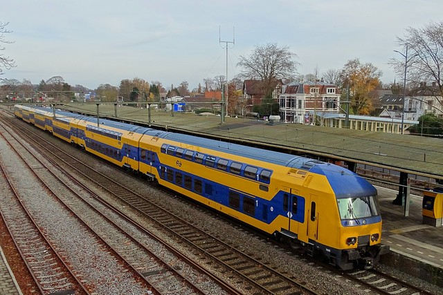 Foto van NS DDZ 7635 Treinstam door PublicTransportNetherlands