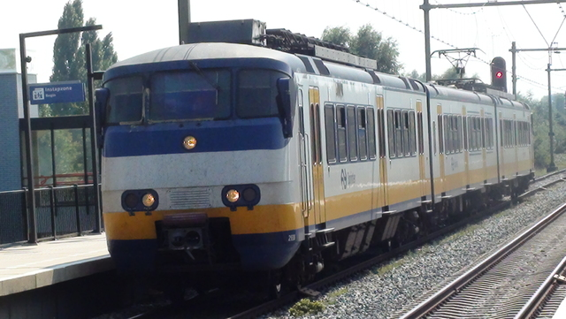 Foto van NS SGM 2938 Electrisch treinstel door RailNationYT