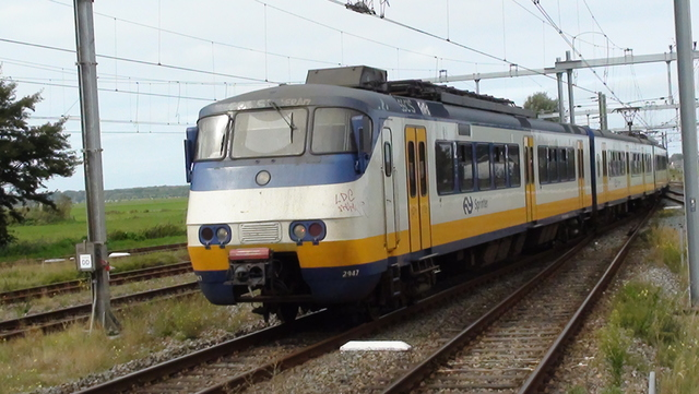 Foto van NS SGM 2947 Electrisch treinstel door RailNationYT