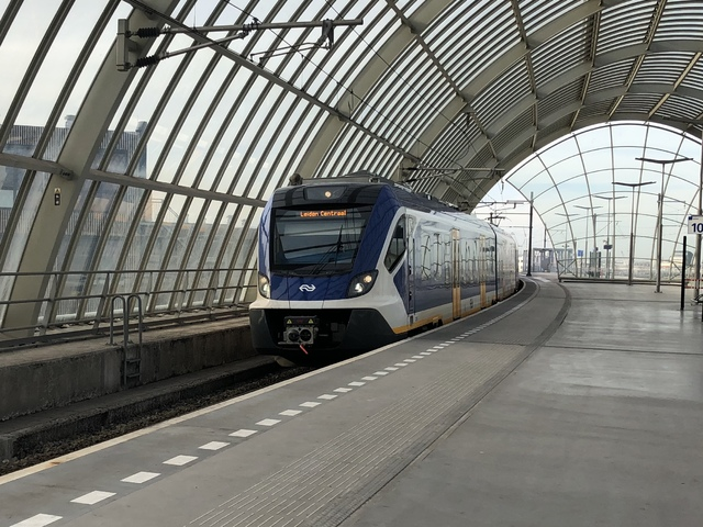 Foto van NS SNG CAF Civity 2707 Electrisch treinstel door TreinspotterAlkmaar
