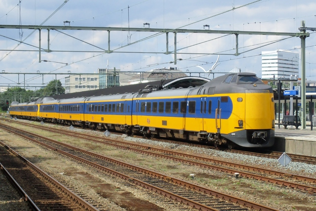 Foto van NS ICM 4249 Electrisch treinstel door LeoScribens