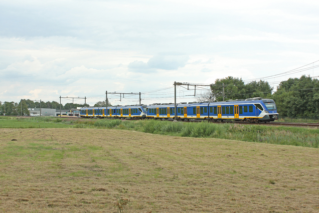 Foto van NS SNG CAF Civity 2316 Electrisch treinstel door besttrains